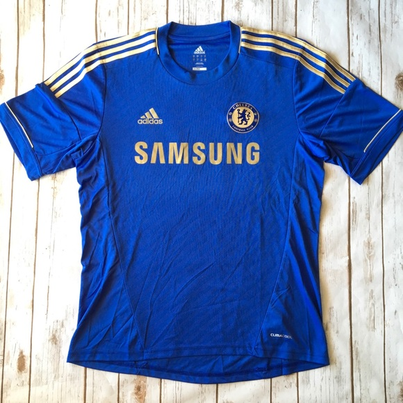 check out 62a78 9b59e Adidas Chelsea FC 2012/13 home jersey